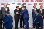 Roter Teppich für China in Dubrovnik