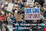 marxistische linke Frankfurt: Fridays for future. Und wo sind die Gewerkschaften?