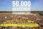 Zehntausende am Hambacher Wald und in München für Klimaschutz und saubere Umwelt