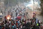 Irak: Basra explodiert in Wut über die Wasserkrise