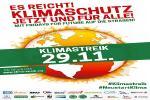 Klimaprotest gegen »Klimapaket«. Alle gemeinsam für Klimaschutz und eine sozial-ökologische Wende