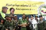 Ehemalige FARC-Guerillas kündigen