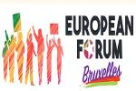 European Forum 8. – 11. Nov. 2019, Brüssel