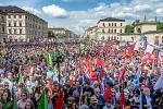 Zehntausende in München gegen neues Polizeigesetz