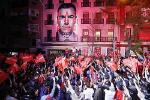 Linke Mehrheit in Spanien