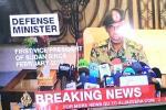 Sudans Verteidigungsminister stürzt al-Bashir. Fortsetzung des alten Regimes unter neuem Namen.