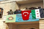 marxistische linke Emsland: Afrin unter türkischer Besatzung
