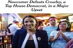 Sozialistin schlägt Spitzenpolitiker der Demokraten bei Kongressvorwahlen in New York