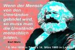 Vorwärts...und nicht vergessen! Die Bedeutung von Karl Marx für linke Politik heute