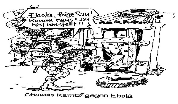 Obamas Kampf gegen Ebola