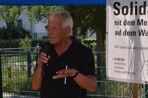rolf Becker Wasserturmfest 2015 dkp elmshorn