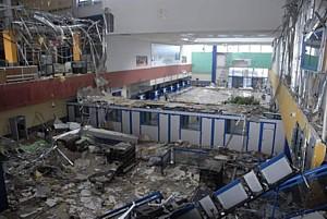 Cuba Flughafen-Jardines-del-Rey IRMA