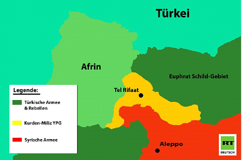 Syrien Map RT 2018 03