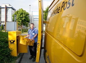 Deutsche Post Briefleerung
