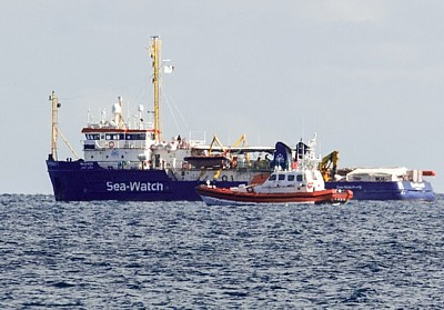 Sea Watch Lampedusa