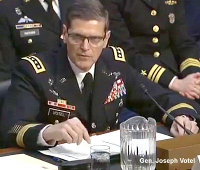 USA Gen Joseph Votel