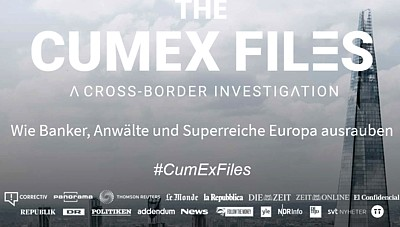 CumEx Files Logo