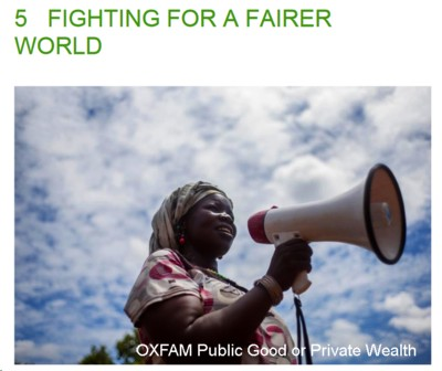 OXFAM2019 fairer world