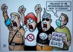 München: Zwei sehr unterschiedliche »Corona-Demos«