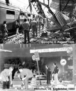 FIR erinnert an die faschistischen Bombenanschläge in Europa vor 40 Jahren