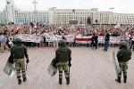 Linke fordern Diplomatie statt Sanktionen gegenüber Belarus