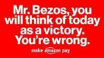 Amazon USA: Einschüchterung und Wahlbetrug. Gewerkschaft gibt nicht auf