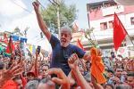 Lula im Gefängnis. Tränengas und Gummigeschosse gegen seine Anhänger*innen