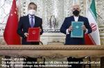 Strategisches Abkommen Iran - VR China
