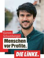 Wir wählen Kerem Schamberger