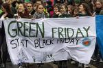 Black Friday vs. Fridays for Future