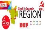 COVID-19: Positionen und Forderungen kommunistischer Parteien in der Großregion Lothringen, Luxemburg, Wallonie, Saarland
