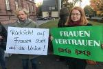 SPD fällt wieder einmal um. Und den Frauen in den Rücken.