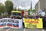 Zehntausende gegen Rassismus, gegen Erdoğan, für Klimaschutz