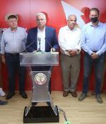 Zypern: Rechte bleiben stärkste Partei, Kommunisten stürzen ab