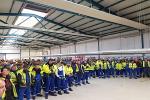Solidarität mit den streikenden Hafenarbeitern in Setúbal