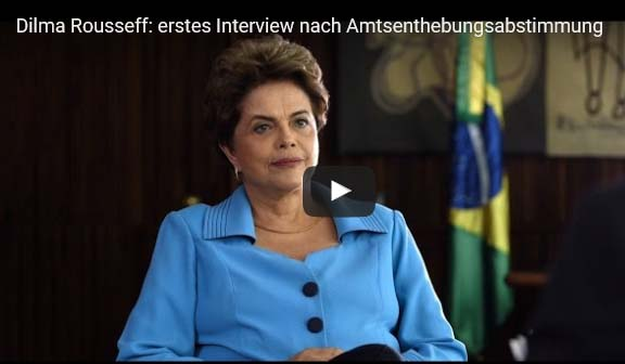 Rousseff interview