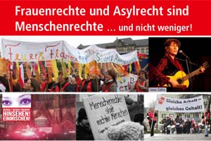 Aufruf Internationaler Frauentag 2016 Elmshorn