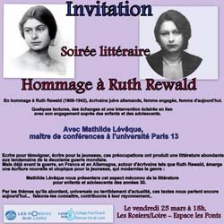 rosiers Invitation