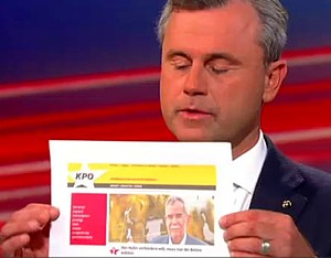 Norbert-Hofer Screenshot tvthek-orf-at
