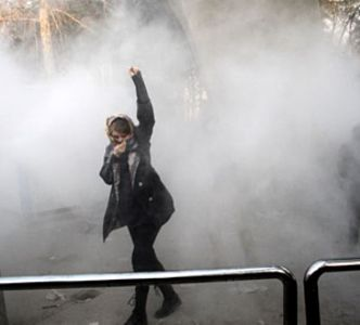 Iran Frauenprotest1