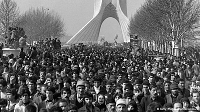 Iran Revolution Demo 1