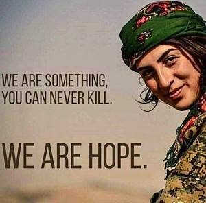 Syrien We are hope