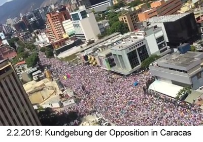 VE 2019 2 2 Kundgebung Opposition
