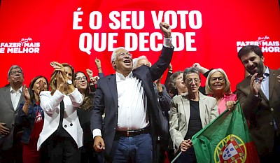 POR PS Antonio Costa Wahl2019