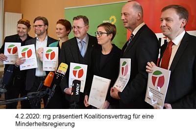Thueringen rrg Koalitionsvertrag