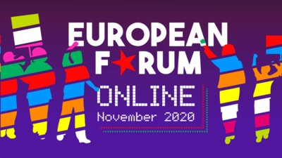 European Forum 2020 Logo