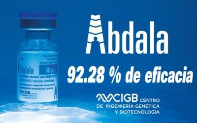 kubanischer IMpfstoff Abdala