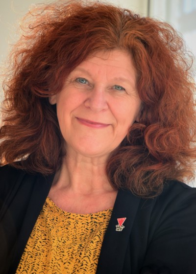 Bettina Juergensen Porträt 2019