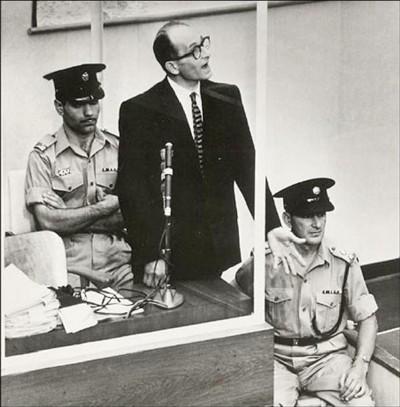 Pimpel und Blaustern – Die BND-Akten über die Strafsache Eichmann