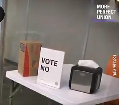 Amazon USA Bessemer Wahlmanipulation 2